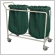 Linen Hamper and Trolley